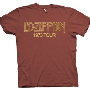rare led zeppelin t shirt