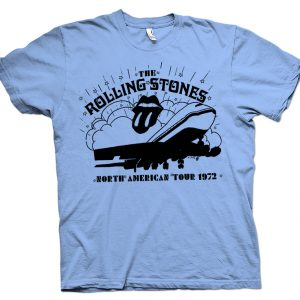 rolling stones world tour t shirt