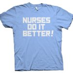 as worn by robert plant nurses t shirt