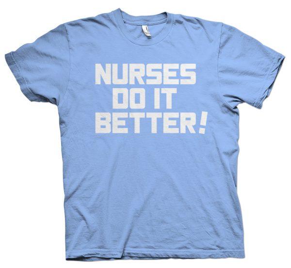 as worn by robert plant nurses t shirt