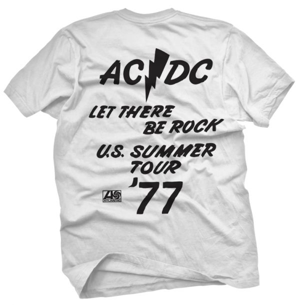 acdc t shirts