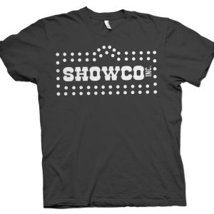 eliminator showco tour t shirt