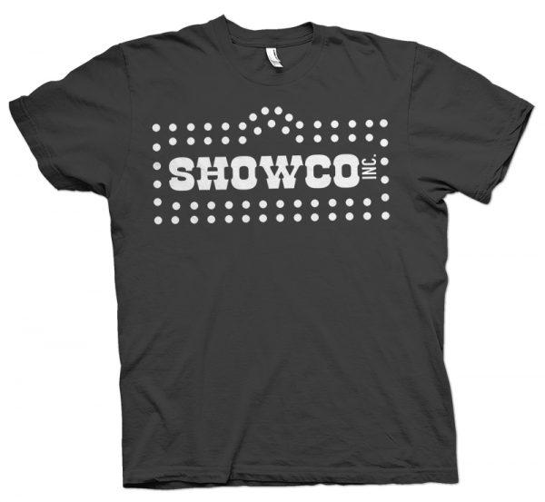 eliminator showco tour t shirt