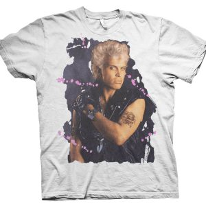rare billy idol tour t shirt