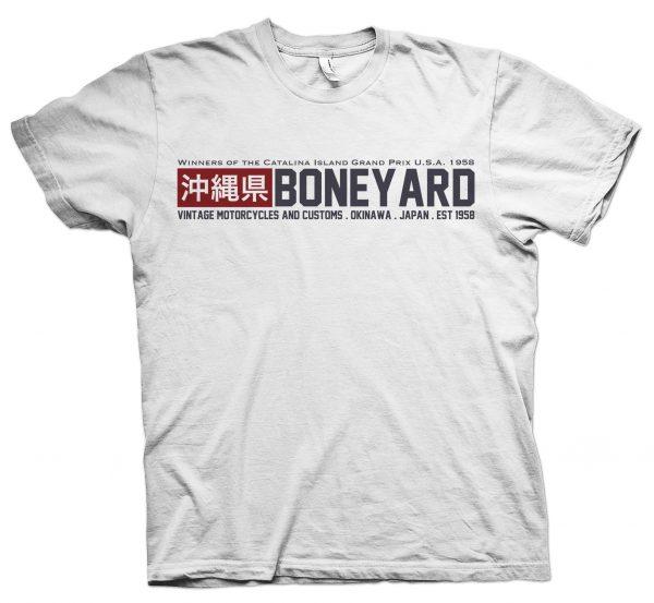 boneyard biker t shirts