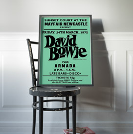 Classic Music Posters
