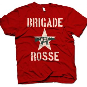 the clash brigade rosse t shirt