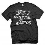 flying burrito brothers t shirt