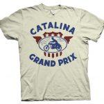catalina island biker t shirt