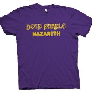 rare deep purple t shirt