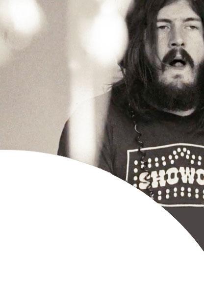 john bonham showco t shirt