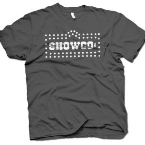 led zeppelin showco t shirt