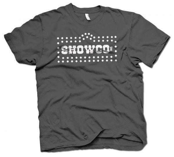 led zeppelin showco t shirt