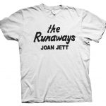 the runaways joan jett t shirt