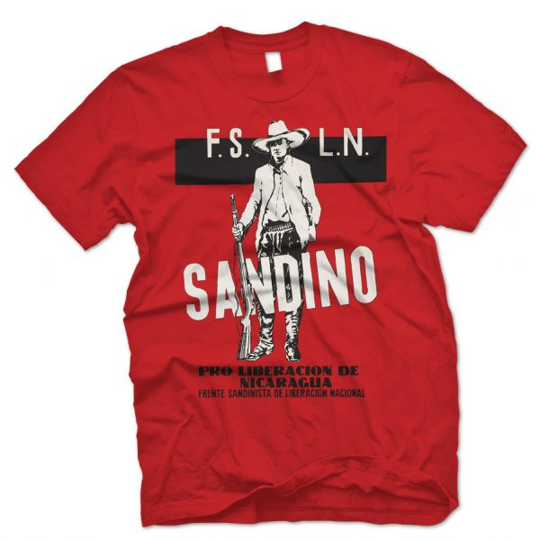 clash sandino t shirt