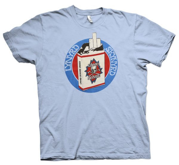 skynyrd smokes t shirt