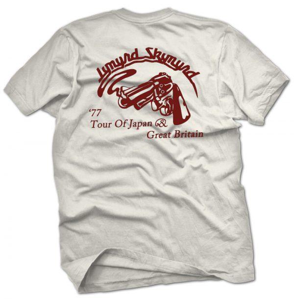 rare skynyrd tour shirt