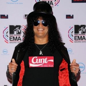as worn by slash t shirt