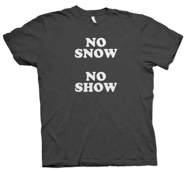 eric clapton no snow no show t shirt