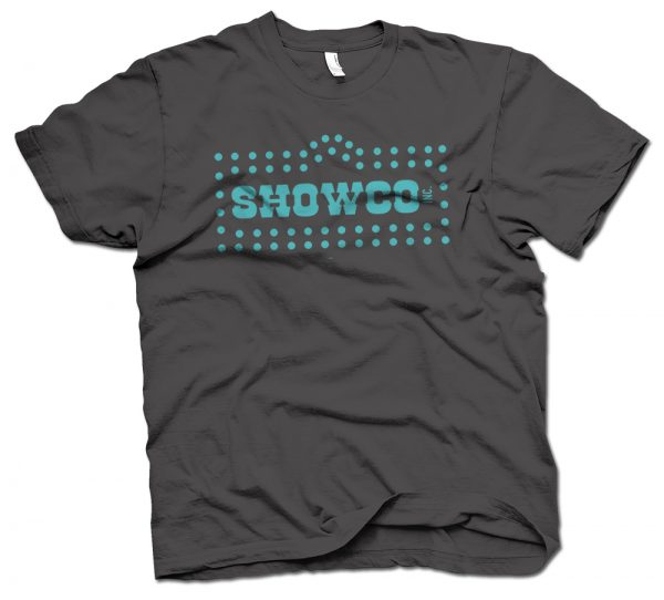led zeppelin showco tour tee shirt