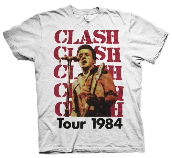 rare clash t shirt