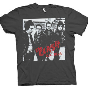 rare clash t shirts