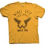 wings showco t shirt